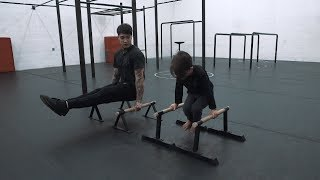 Father's Day Workout (My Son Beat Me!)   THENX
