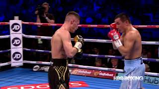 Fight highlights: Ryan Burnett vs. Zhanat Zhakiyanov (HBO Boxing After Dark)