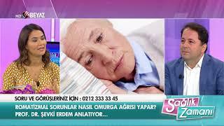 Prof. Dr. Şevki Erdem  - Beyaz TV Sağlık Zamanı - 23.09.2017