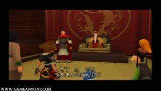 Kingdom Hearts II: Final Mix + - [Critical - HD] - Part 91 - [The Land of Dragons 2V 04]