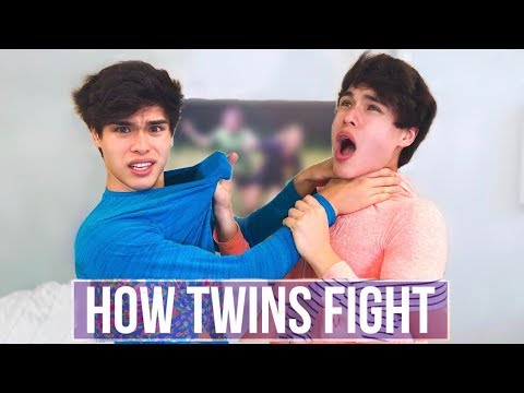 How Twins Fight