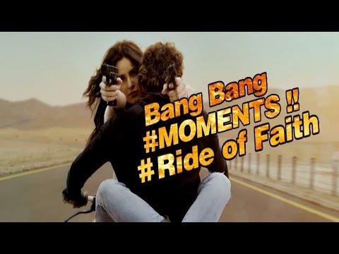 Making of BANG BANG! - Ride Of Faith | Hrithik Roshan & Katrina Kaif