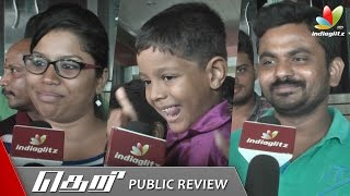 Theri Public Review | Vijay, Atlee, Samantha, Amy Jackson | Opinion
