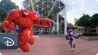 'Big Hero 6' Meet-Up | Walt Disney World