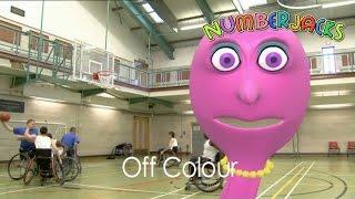 NUMBERJACKS | Off Colour | S1E17