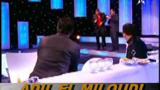 adil el miloudi  on tv 7/10/011 by amal sweet