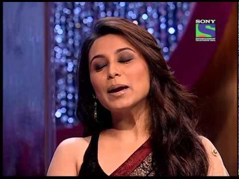 When Karan didn't allow to eat#Rani Mukherji