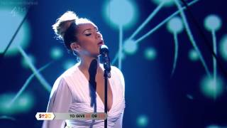 Leona Lewis - Run - Live The Stand Up to Cancer - 19 Th Oct 2012