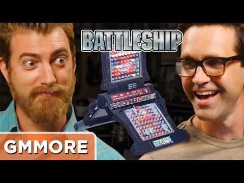 Playing Electronic Battleship Game