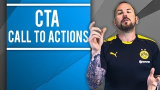 Every Local Business Website should have a Clear Call to Action CTA