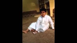 طفل يخاف من الضرب