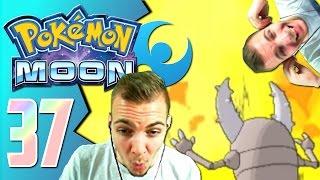Let's Play Pokémon Moon / Mond [Blind SuMo Nuzlocke] #37 Amfira ESKALIERT!