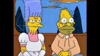 The Simpsons - The Sound Of Grampa / El Sonido del Abuelo. (The good one, HD, lyrics eng/spa)