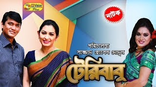 Teri Babu | Most Popular Bangla Natok | Azizul Hakim, Bipasha Hayat, Mita Nur | CD Vision