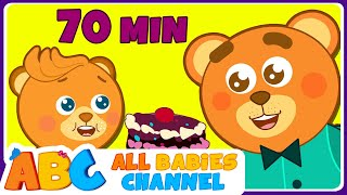 Johny Johny Yes Papa And More | Nursery Rhymes for Children | Kids Songs | All Babies Channel