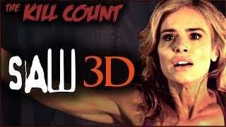 Saw 3D (2010) KILL COUNT