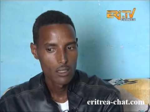 Eritrean Role Model Youth Honey Producer Yonas Teklemariam