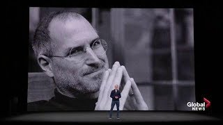 Apple honours Steve Jobs with theater opening at new Apple Park