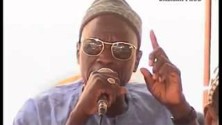 Baye Modou Sylla - Le Porte-parole des parents d