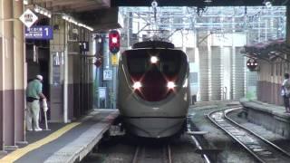 681系特急『はくたか』 〜越後湯沢駅出発・到着〜