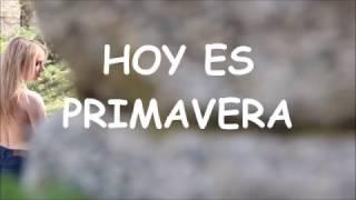 HOY ES PRIMAVERA (Serie Voyeur) de Solito Producciones Spain