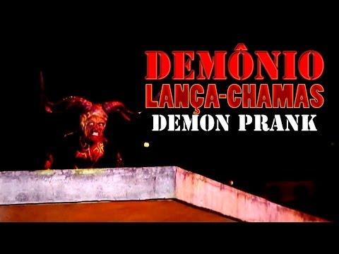 Câmera Escondida: Demônio Lança-Chamas (Demon Prank)