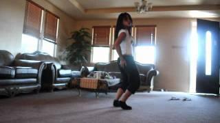 Sabrina Dance To Shakira