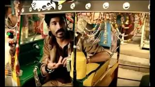 Dhanush in Funny Parachute hair Oil new 2012 TAMIL Ad