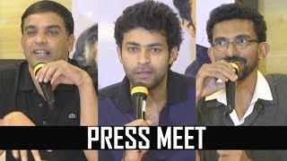 Fidaa Movie Press Meet | Varun Tej, Sai Pallavi, Dil Raju, Sekhar Kammula | TFPC