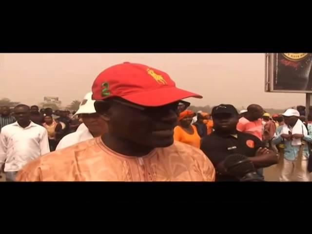Togo : Nouvelle manifestation pour des réformes avant la présidentielle