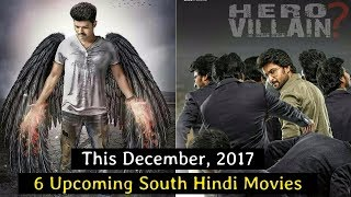 6 Upcoming South Hindi Dubbed Movies - WORLD TELEVISION PREMIERES
