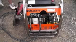 Hydraulikaggregat GöLZ B18 + HYCON HCS14- 40 L/MIN