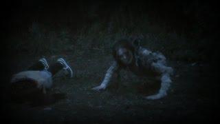 The Legend Of Teke Teke! (The Girl That Runs On Her Hands!)