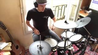 Pierre Van Gansbeke  Charley Marley  Bad Things With Jamaicans Drums Cover