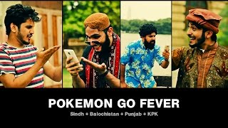 Pokemon Go Fever By Karachi Vynz Official