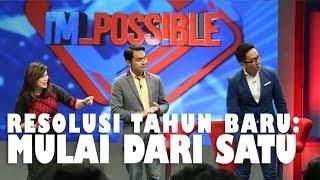 I'm Possible - Mulai Dari Satu. Motivator Indonesia: Merry Riana, Bong Chandra & Edvan M Kautsar (3)