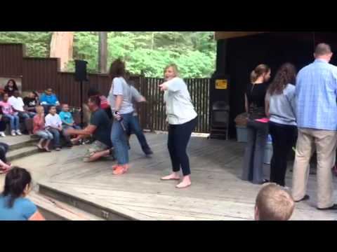 If I Were Not A Camp Counselor Skit Song