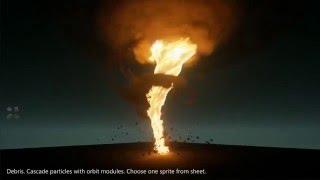 Fire Tornado Breakdown