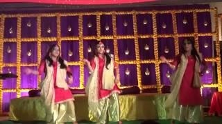 Nabila's Holud~Magic Mamoni Performance