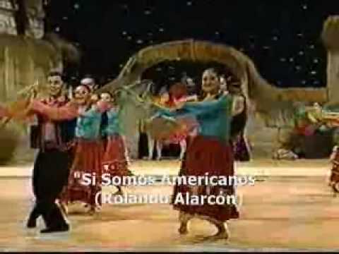Bafona folklore chileno homenaje a Rolando Alarcon