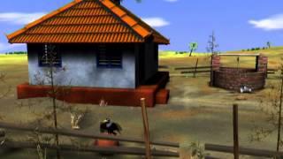 Animation Movie | അണ്ണാറകണ്ണാ | Annarakannan  Part 1