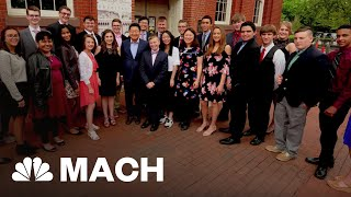 These Students Are Using STEAM To Solve Real World Problems | Mach | NBC News