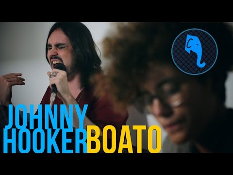 Johnny Hooker - boato | ELEFANTE SESSIONS