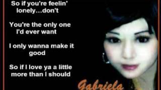 Please Forgive Me - Gabriela - Instrumental karaoke