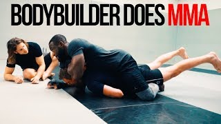 Bodybuilding to MMA | Time To Choke Him Out | Gabriel Sey