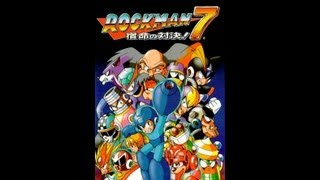 Megaman 3 - Magnet Man(MM7 Remake)