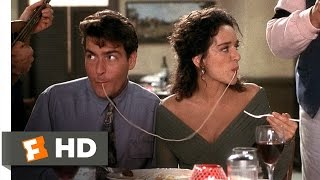 Hot Shots! Part Deux (2/5) Movie CLIP - Kiss Me, Topper (1993) HD