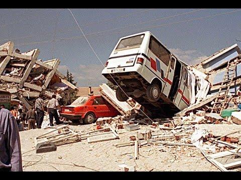 Marmara Depreminde Yaşanan Garip Olaylar