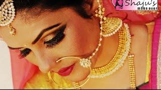 Gorgeous bridal makeup By Shefa Ahmen Shaju