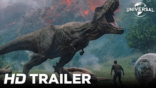 Jurassic World: Fallen Kingdom   Trailer (Universal Pictures) HD